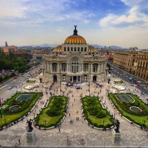 MEXICO (MEXICO CITY - MÉRIDA...